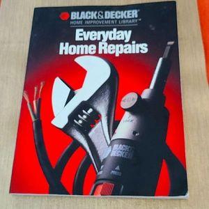 Book:Black and Decker Home Repair